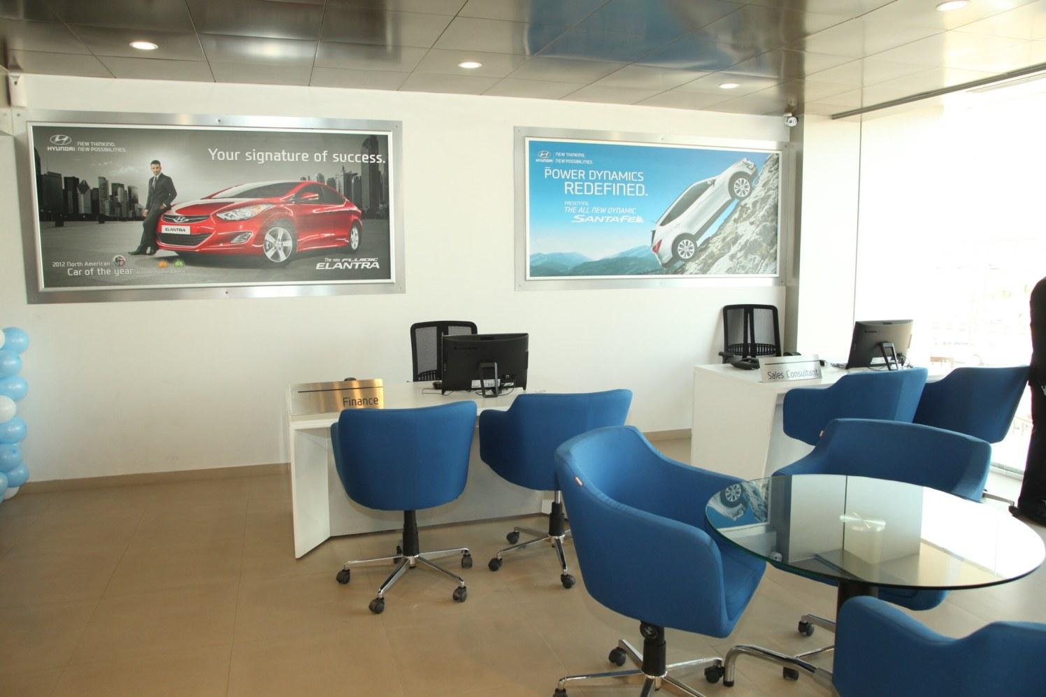Small beautiful showroom by Sahil Constructions  | Interior Design Photos & Ideas