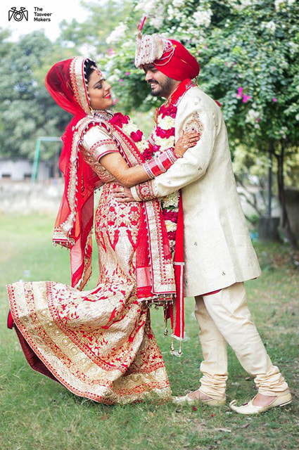 You are the angel of my life by The Tasveer Makers Wedding-photography | Weddings Photos & Ideas