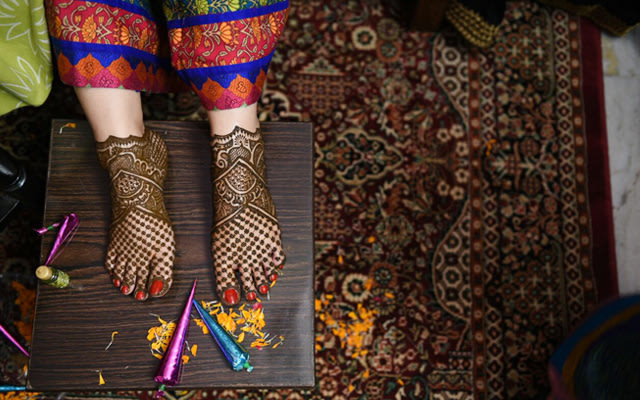 Magnificent Henna by The Tasveer Makers Wedding-photography | Weddings Photos & Ideas