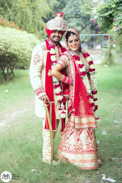 Bold couple by The Tasveer Makers Wedding-photography | Weddings Photos & Ideas