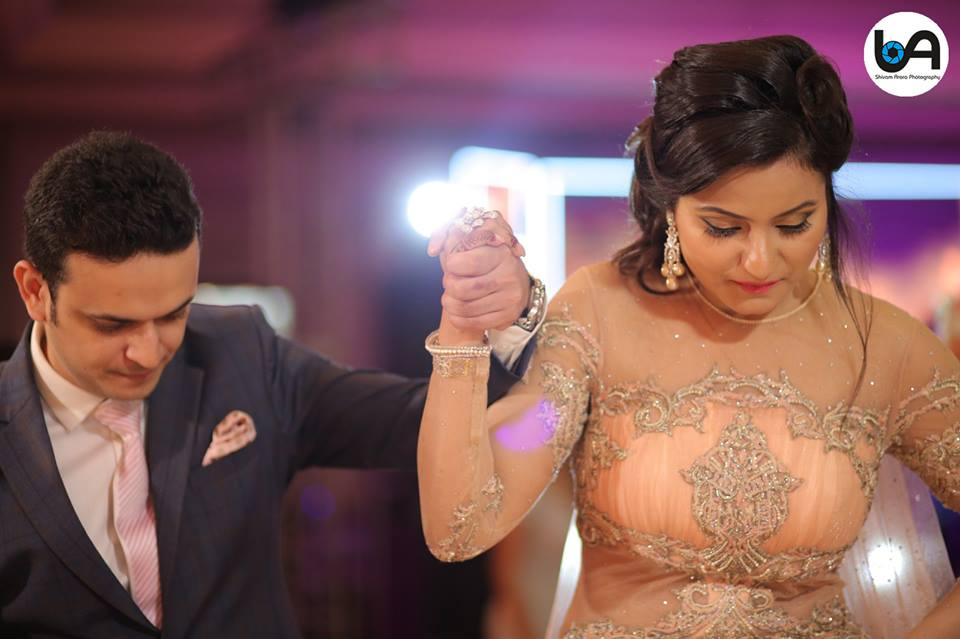 Together in the ups and downs of life by Shivam Arora Photography Wedding-photography   Weddings Photos & Ideas