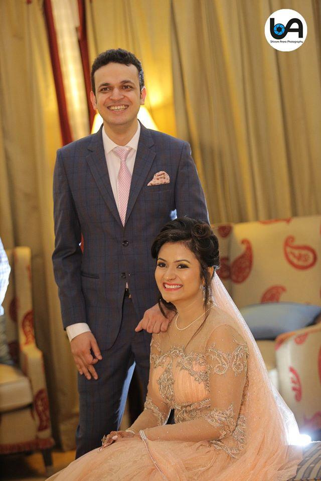 Elegant and stunning attire by Shivam Arora Photography Wedding-photography | Weddings Photos & Ideas