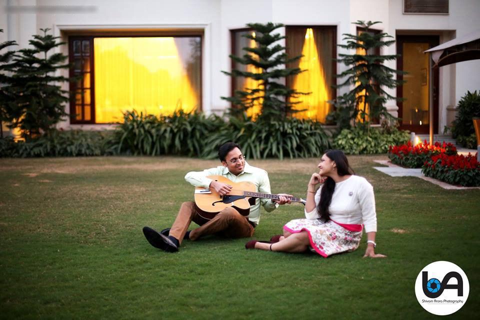 Elegant Couple by Shivam Arora Photography Wedding-photography | Weddings Photos & Ideas