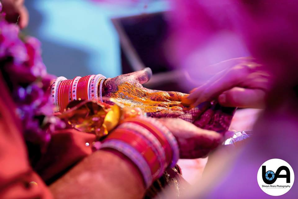 It is the colour of our togetherness by Shivam Arora Photography Wedding-photography | Weddings Photos & Ideas