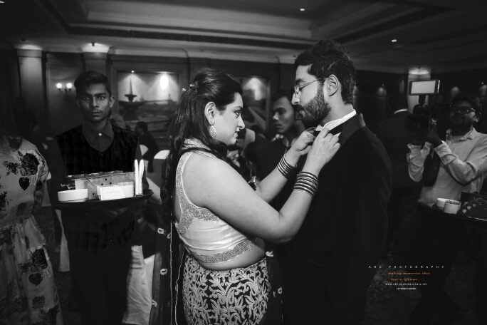 Happy couple! by ARC Photography Wedding-photography   Weddings Photos & Ideas
