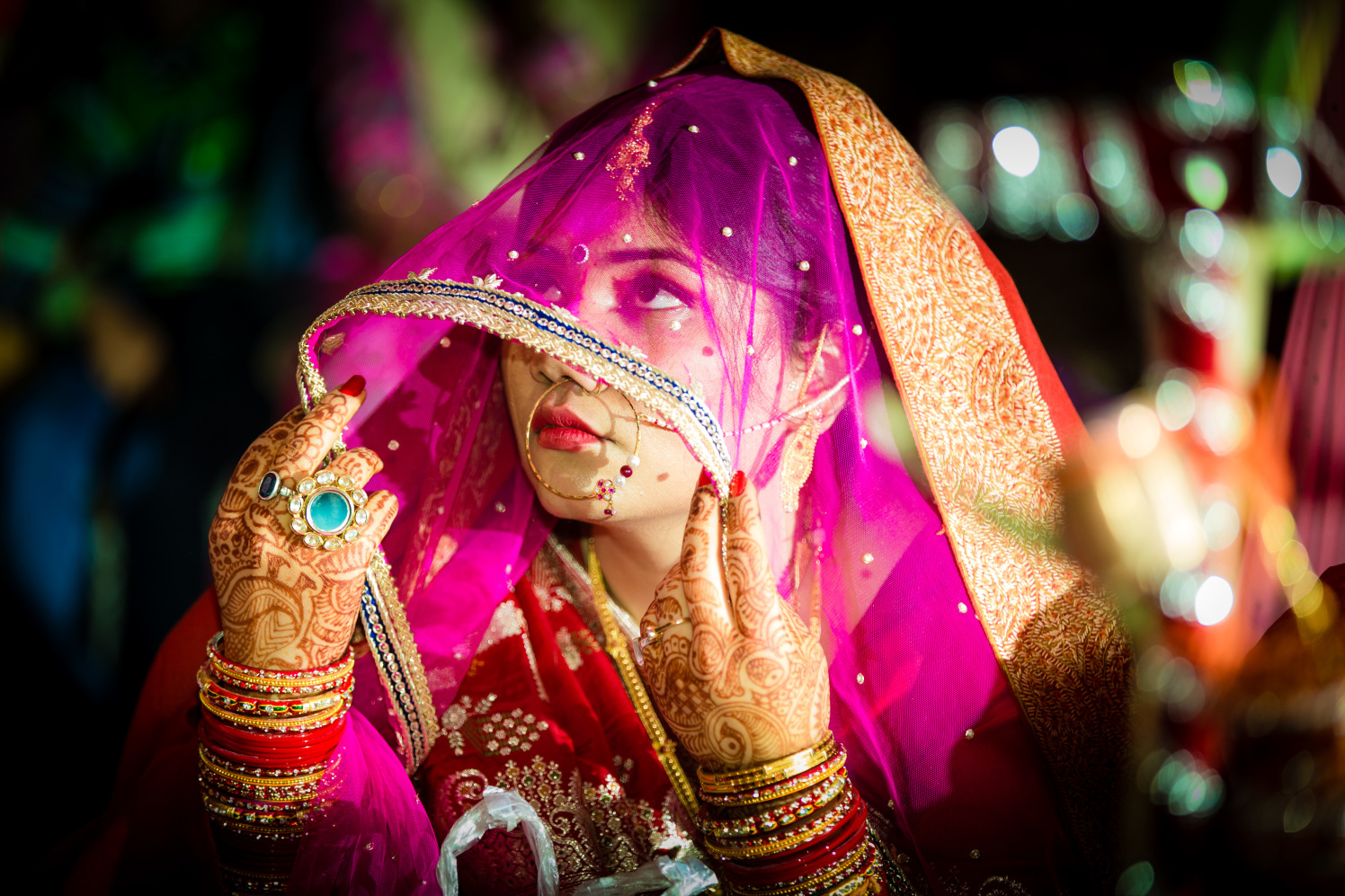 Elegant Bride by ARC Photography Wedding-photography | Weddings Photos & Ideas