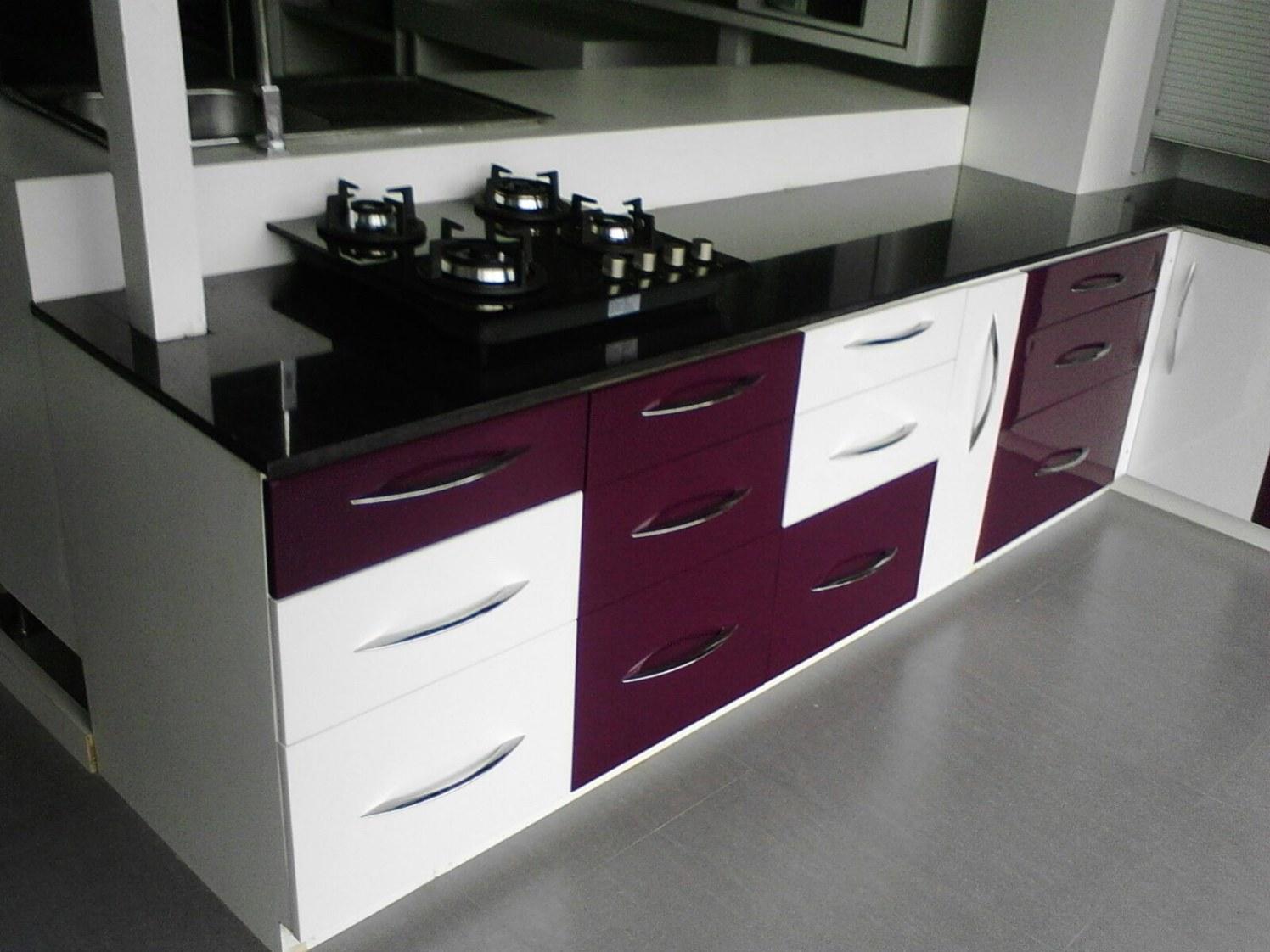 Modular kitchen decor by Jacons Building Technologies  Modular-kitchen Modern | Interior Design Photos & Ideas