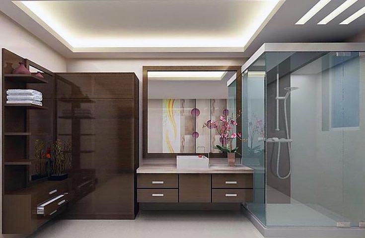Contemporary bathroom decor by Nature In My life Bathroom | Interior Design Photos & Ideas