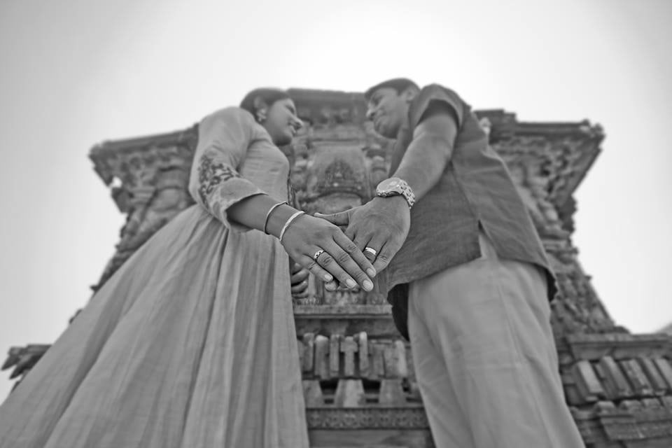 Walking hand in hand through life by Pixelpeppermint Wedding-photography | Weddings Photos & Ideas