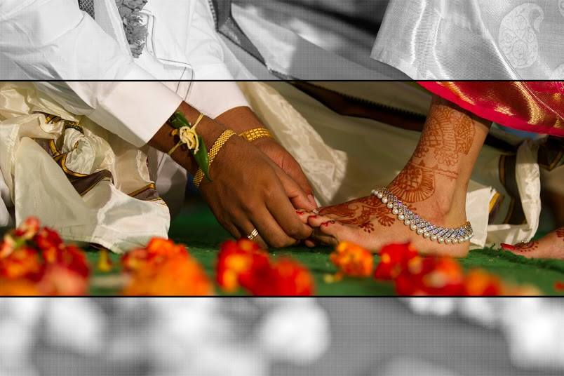Elegant anklet complimenting the brides feet by Pixelpeppermint Wedding-photography | Weddings Photos & Ideas