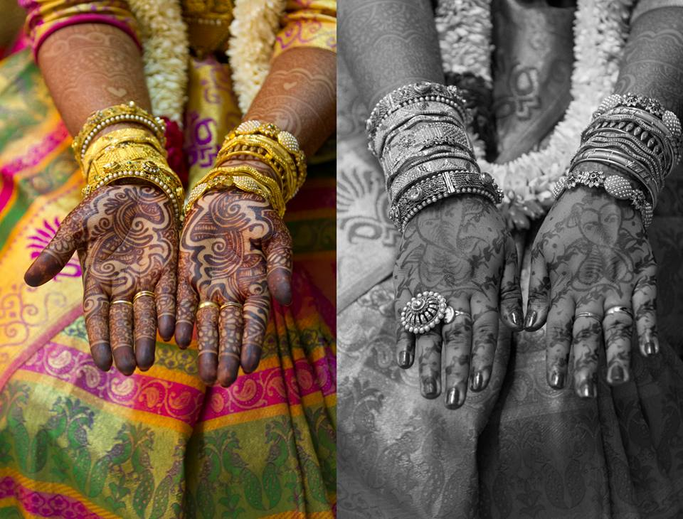 beautiful henna designs on the brides hand by Pixelpeppermint Wedding-photography | Weddings Photos & Ideas