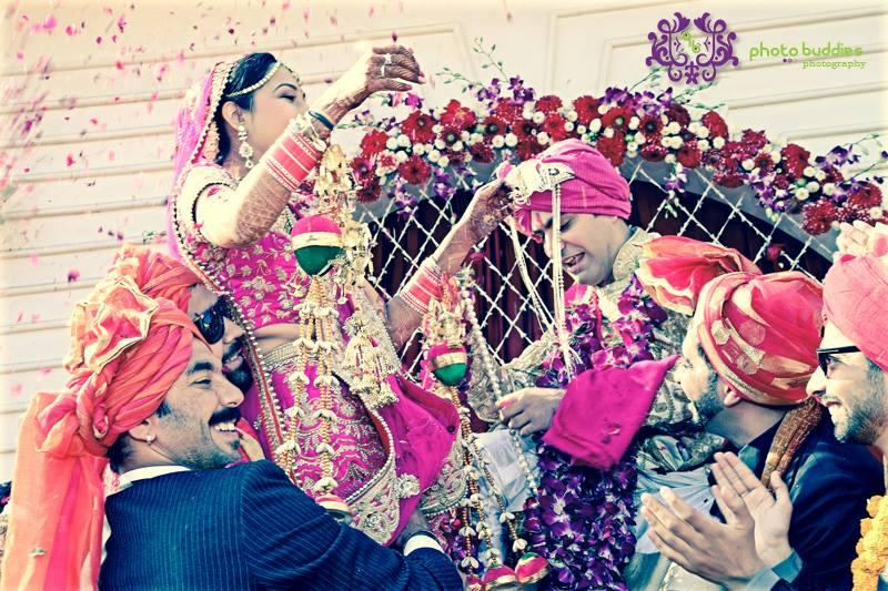 Varmala! by Photobuddies Photography  Wedding-photography | Weddings Photos & Ideas