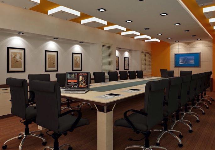 Big office by Design And Decor Plus | Interior Design Photos & Ideas