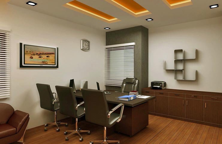 Small office by Design And Decor Plus | Interior Design Photos & Ideas