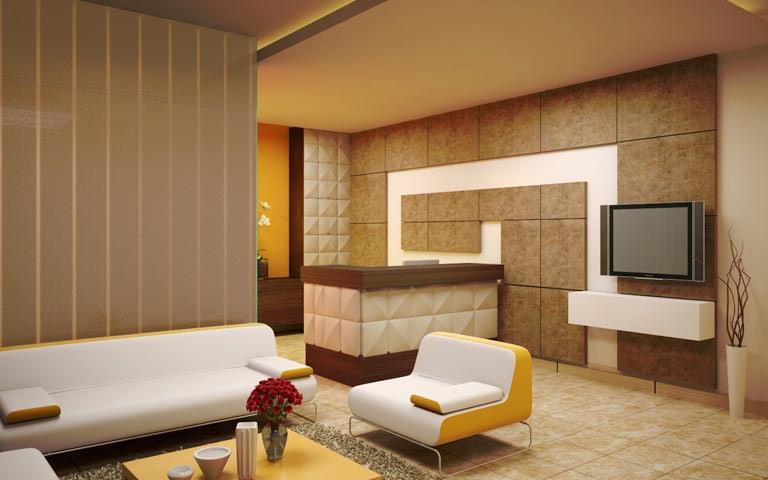 Living room with big sofas by Design And Decor Plus Living-room | Interior Design Photos & Ideas