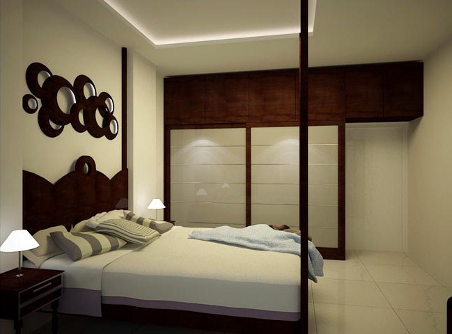 Spacious king sized bedroom by Design And Decor Plus Bedroom | Interior Design Photos & Ideas
