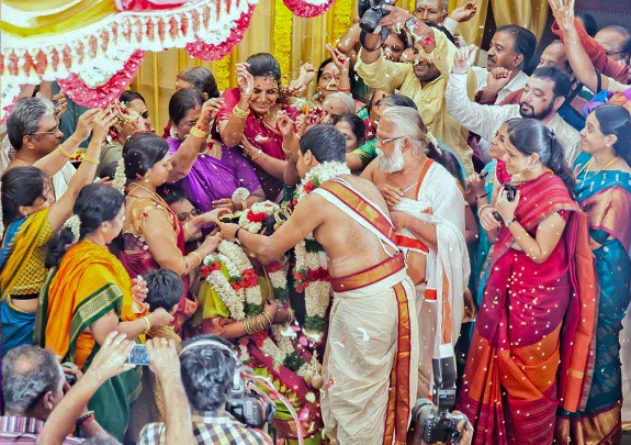 A candid family shot by Media Mads Wedding-photography | Weddings Photos & Ideas