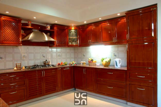 Gorgeous design for kitchens by A 2 Z Interior Designer Modular-kitchen | Interior Design Photos & Ideas