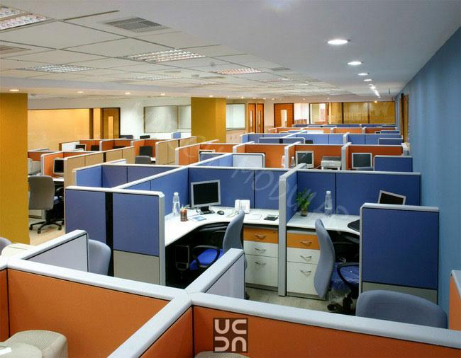 Exceptional design for office space by A 2 Z Interior Designer | Interior Design Photos & Ideas