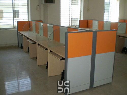 Office space area by A 2 Z Interior Designer | Interior Design Photos & Ideas