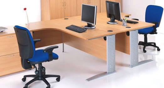 Office area nicely designed by A 2 Z Interior Designer | Interior Design Photos & Ideas
