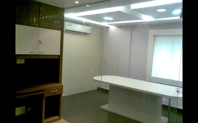 Modern conference room decor by DERA Modern | Interior Design Photos & Ideas