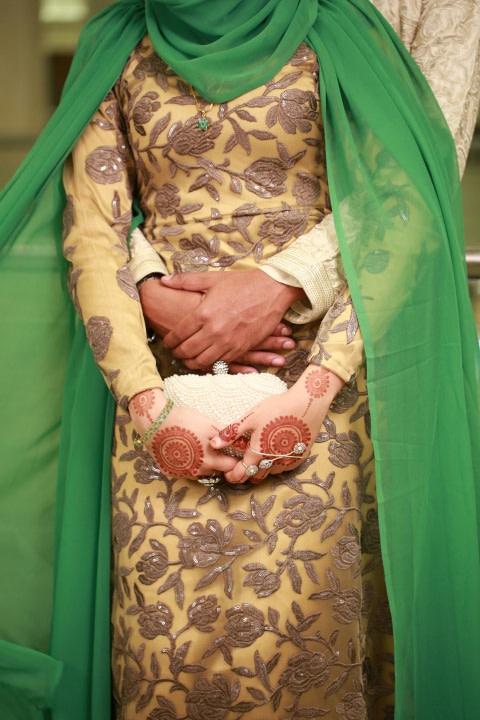 Copper Embroidery! by Creative Clicks  Wedding-photography | Weddings Photos & Ideas