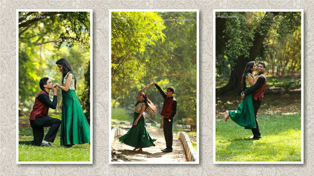 Greenery All Around! by Creative Clicks  Wedding-photography | Weddings Photos & Ideas