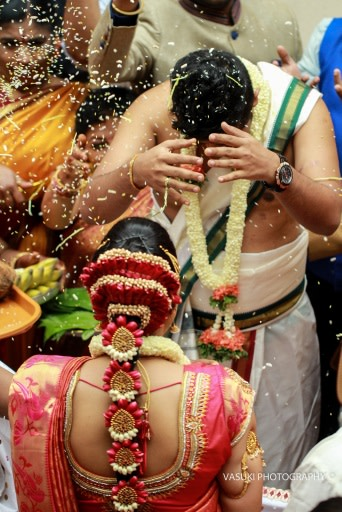 Showering Rice! by Creative Clicks  Wedding-photography | Weddings Photos & Ideas