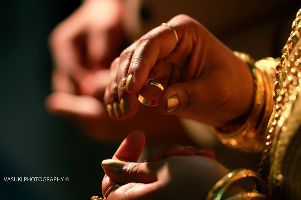 Golden Ring by Creative Clicks  Wedding-photography Bridal-jewellery-and-accessories | Weddings Photos & Ideas