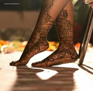 Heena Feet! by Creative Clicks  Wedding-photography | Weddings Photos & Ideas