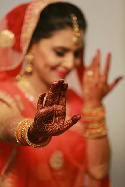 Bridal Shot! by Creative Clicks  Wedding-photography | Weddings Photos & Ideas