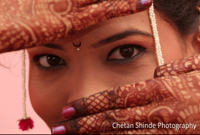 Eyes are never quite. by Om Sai Computers / Chetan Shinde Photography  Wedding-photography | Weddings Photos & Ideas