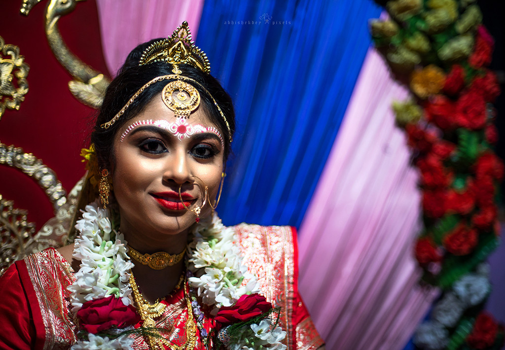Paragon Of Beauty! by abhishekdey pixels Wedding-photography | Weddings Photos & Ideas