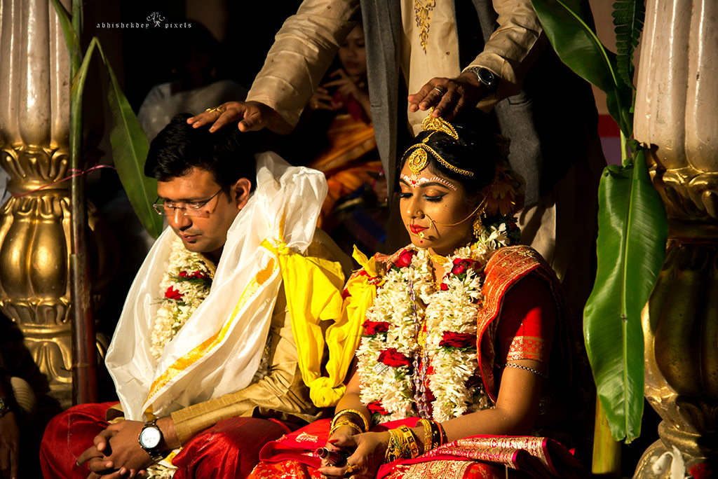 Blessing by abhishekdey pixels Wedding-photography | Weddings Photos & Ideas