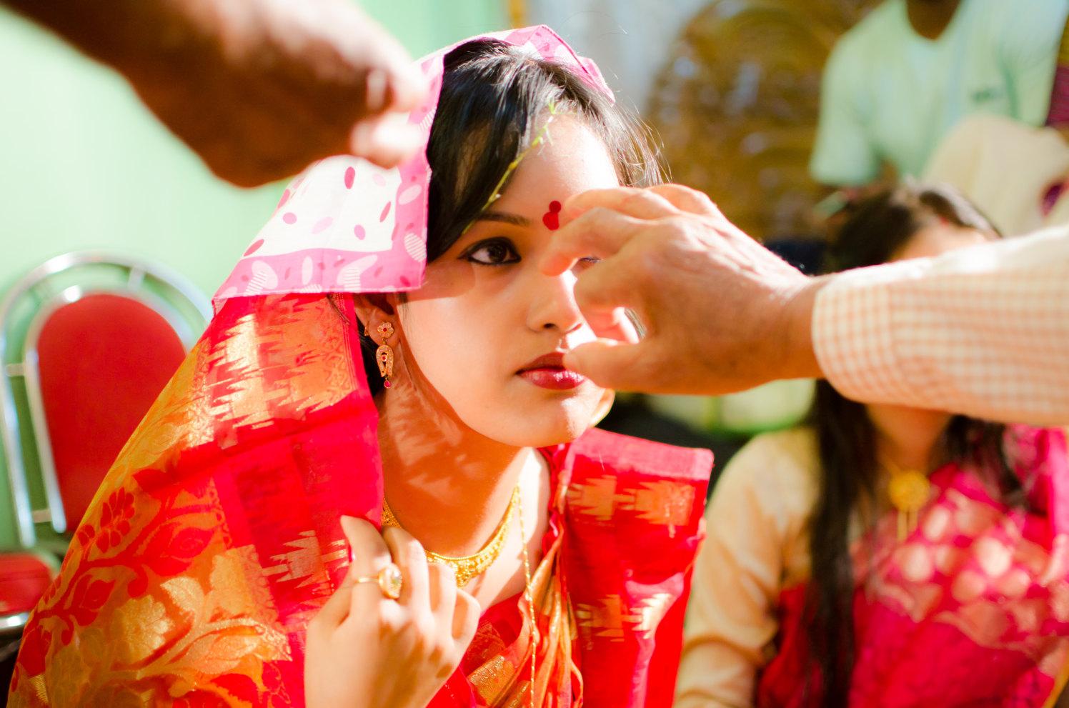 That innocent look by abhishekdey pixels Wedding-photography | Weddings Photos & Ideas