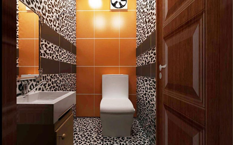 Western bathroom! by The Midas Touch Interiors Bathroom | Interior Design Photos & Ideas