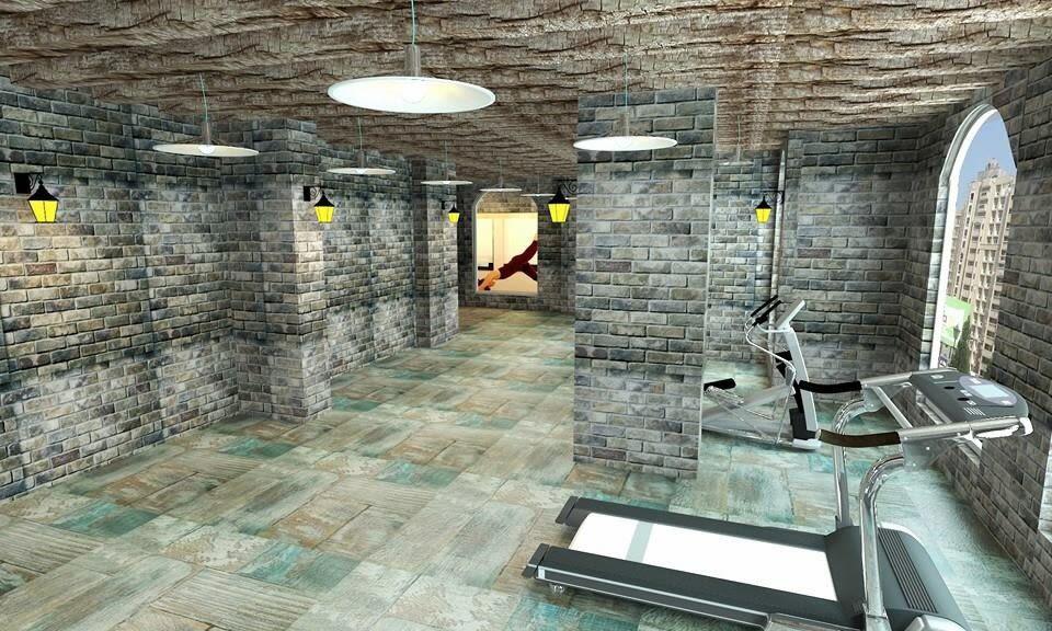 Gym interior! by The Midas Touch Interiors | Interior Design Photos & Ideas