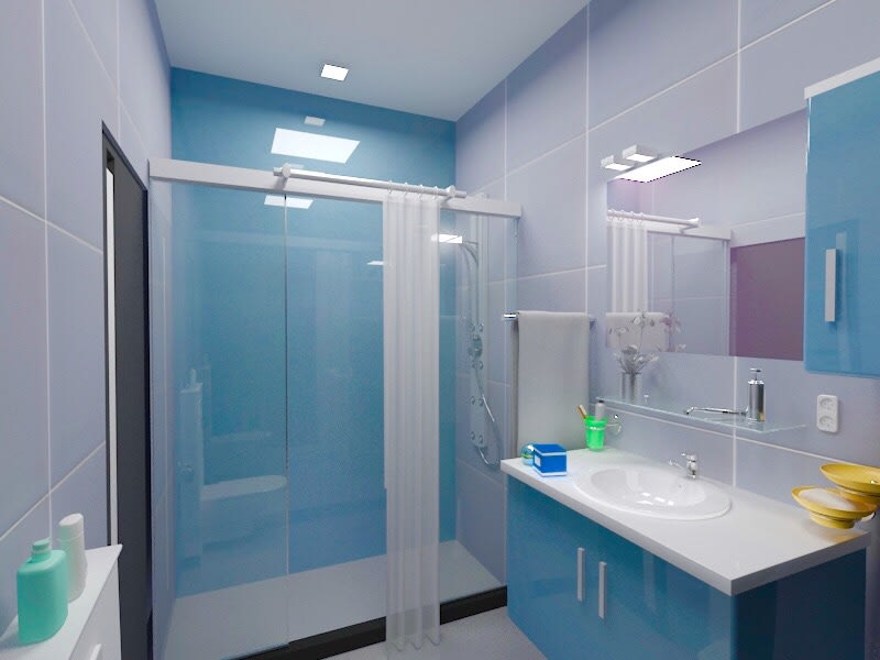 Bathroom fittings by The Midas Touch Interiors Bathroom | Interior Design Photos & Ideas