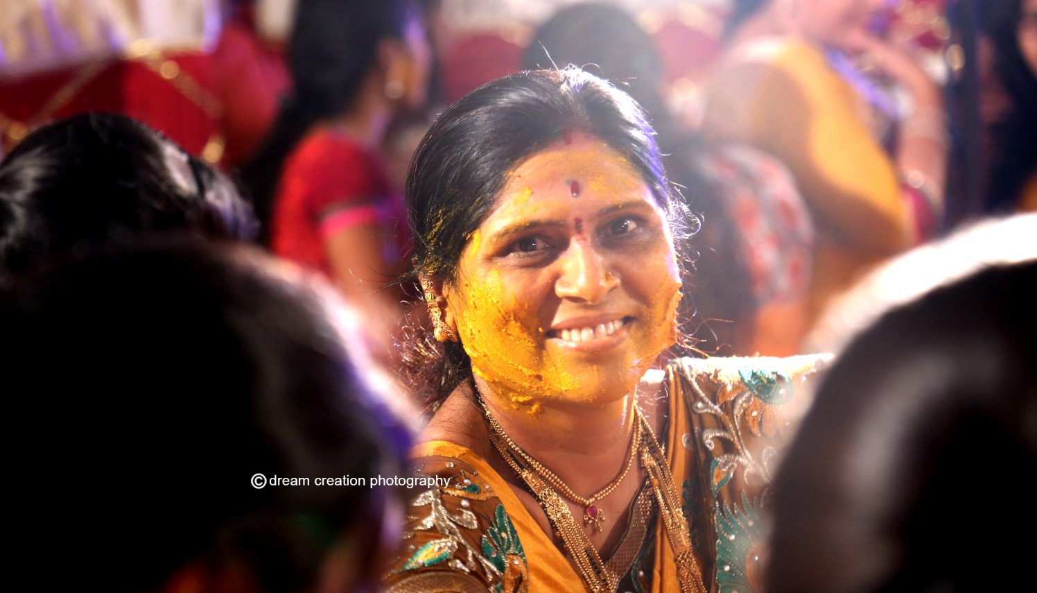 Smiling relative of the bride and groom by Dream creation Omerga Wedding-photography | Weddings Photos & Ideas