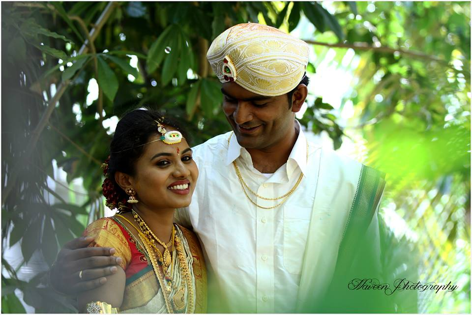 Bride and groom portrait by Naveen Photography Wedding-photography | Weddings Photos & Ideas