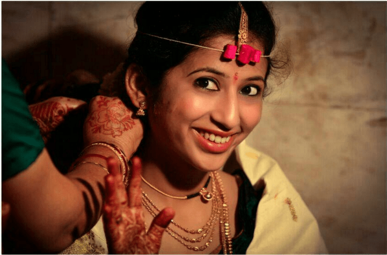 Happy bride shot by Naveen Photography Wedding-photography | Weddings Photos & Ideas