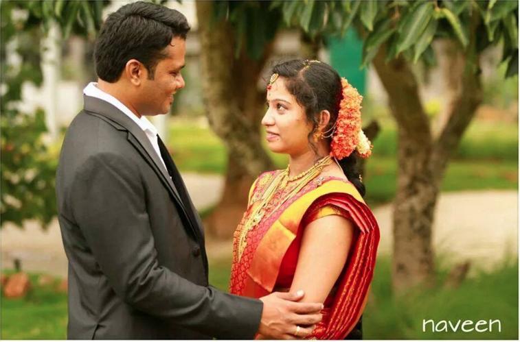 Romantic wedding day shot by Naveen Photography Wedding-photography | Weddings Photos & Ideas