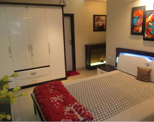 Elegant master bedroom decor by Shrishti Bedroom Modern | Interior Design Photos & Ideas