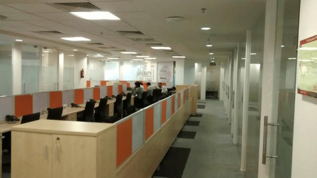 Open style office decor by Rajesh Kumar  Modern | Interior Design Photos & Ideas