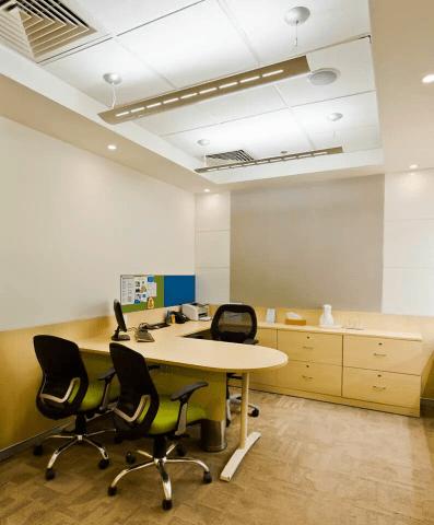 Cellular style office decor by Rajesh Kumar  Modern | Interior Design Photos & Ideas