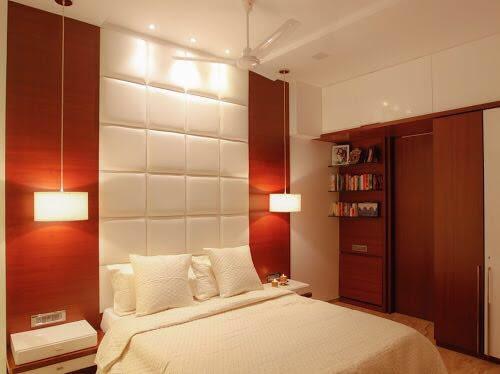 Plush master bedroom decor by Artistic Illusions Bedroom Modern | Interior Design Photos & Ideas
