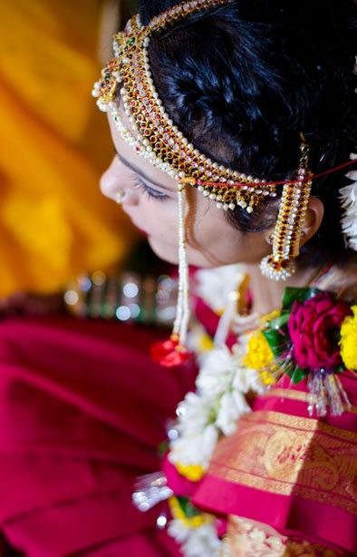Elegant Maang Tikka by Hazel Captures Wedding-photography | Weddings Photos & Ideas