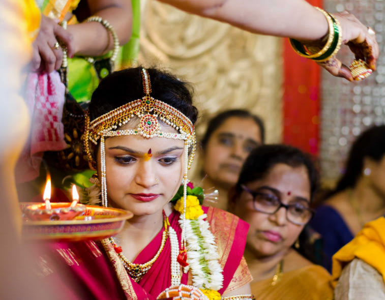 Marathi Bridal Look by Hazel Captures Wedding-photography | Weddings Photos & Ideas