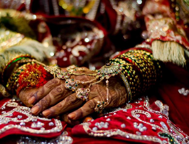 Gold and Gemstones Jwellery by Hazel Captures Wedding-photography | Weddings Photos & Ideas